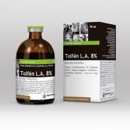TOLFEN L.A. 8% X 20 ML
