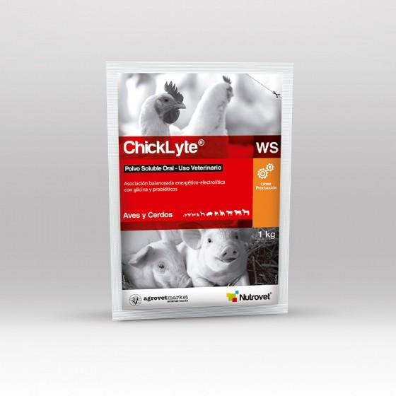 CHICKLYTE WS BOLSA ALUMINIO X 1 KG